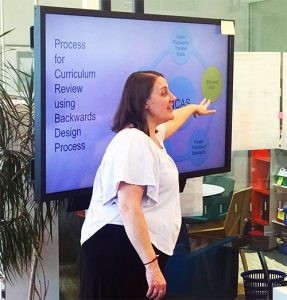 Nyssa Brown on Personal Development sessions: My goal as a consultant and coach is to help all participants collaborate as respectfully and productively as possible.