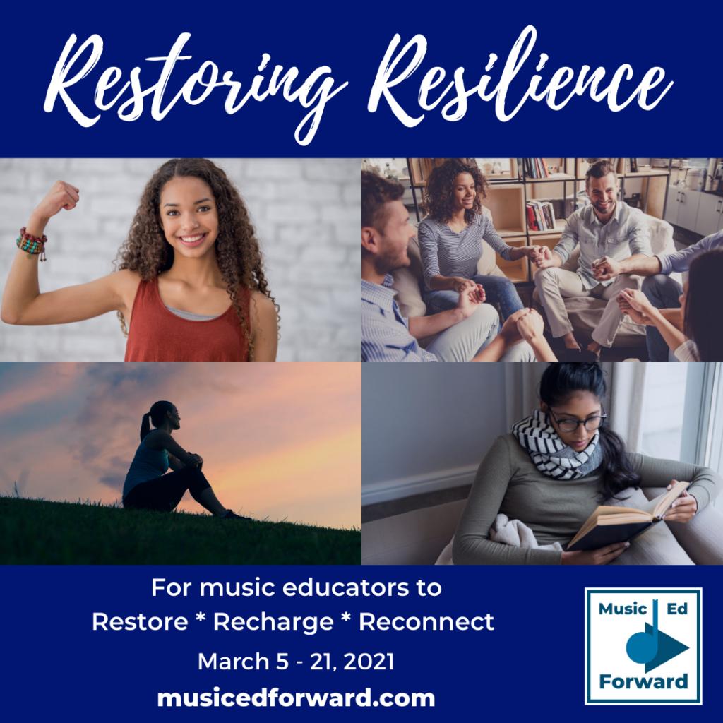 Social Restoring Resilience - Social Media